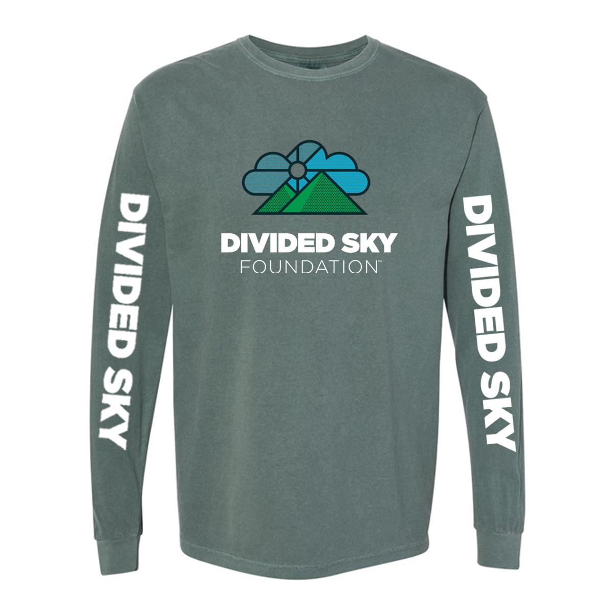 Divided Sky Foundation Longsleeve Tee