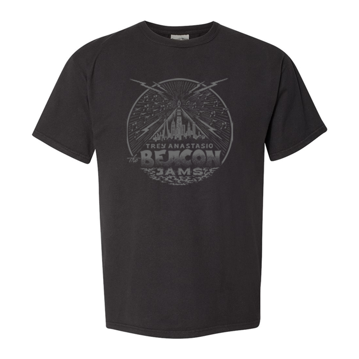 Stealth Beacon Jams Heavyweight Tee