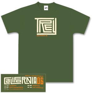 Trey Anastasio Green California Maze T-Shirt