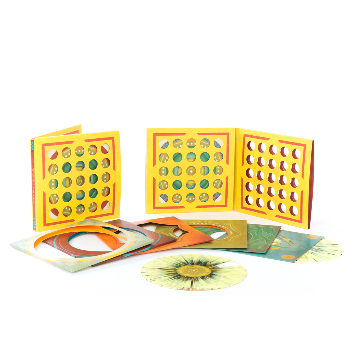 "Trey Anastasio ""Paper Wheels"" Deluxe LP"