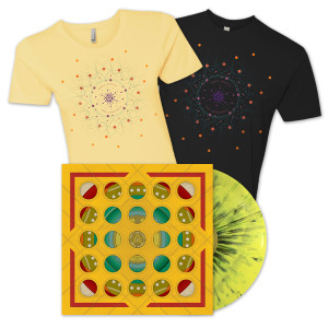 "Trey Anastasio ""Paper Wheels"" Deluxe LP Bundle"