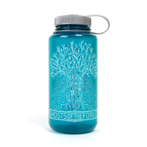 Ghosts of the Forest Circuitree Nalgene Bottle