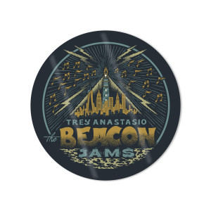 Trey Anastasio The Beacon Jams Magnet