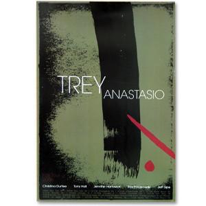 Trey Anastasio - Fall Tour Poster