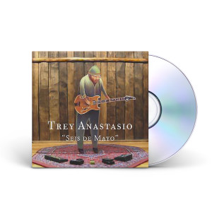 Trey Anastasio - Seis de Mayo (MP3 - Digital Download)