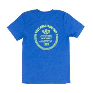 Trey Anastasio Trio 2018 Tour Snake T-shirt