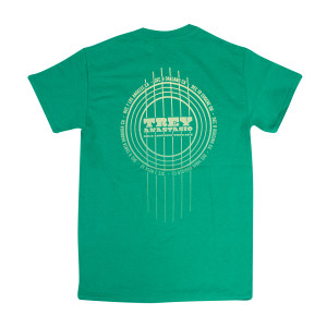 Trey Anastasio Solo Acoustic Tour 2018 Name Tee