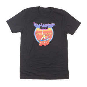 Trey Anastasio Band Men's Skating Cowboy Tee