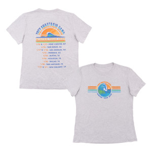 Trey Anastasio Band Women's Pacific Surf Tee