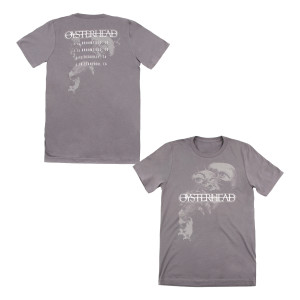 Oysterhead Sea Life X-Ray Tour T-shirt