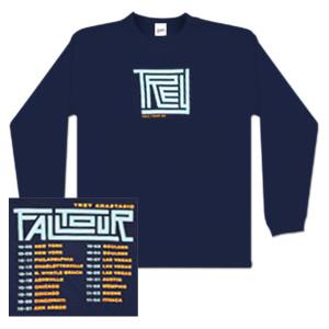 Trey Anastasio Long Sleeve Maze T-Shirt