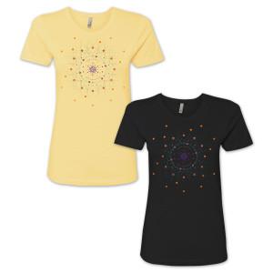 Trey Anastasio Paper Wheels Women's T-Shirt