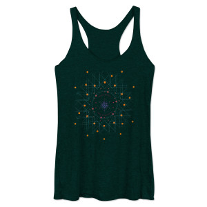 Women's Paper Wheels Tank