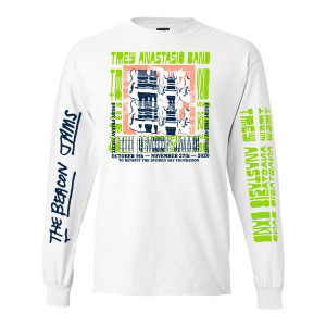 Trey Anastasio Band - The Beacon Jams Longsleeve Tee