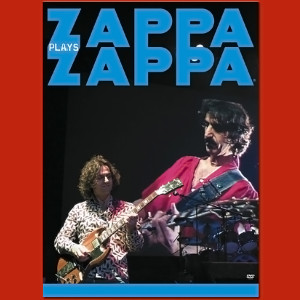 Zappa Plays Zappa on DVD