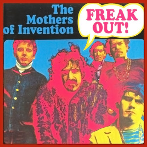 Frank Zappa - Freak Out! (1966)