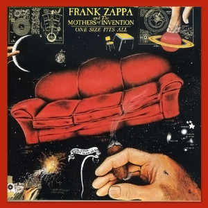 Frank Zappa - One Size Fits All (1974)