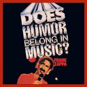 Frank Zappa - Does Humor Belong In Music? (1986)