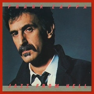 Frank Zappa - Jazz From Hell (1986)