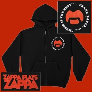 Zappa Plays Zappa - Black Hoodie