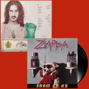 Frank Zappa - Them Or Us Double LP