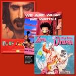 Frank Zappa 3fer Madness