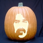 Frank Zappa FZ Stencil