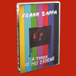 Frank Zappa A Token Of His Extreme DVD