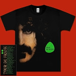 Frank Zappa Apostrophe Image Tour T-Shirt