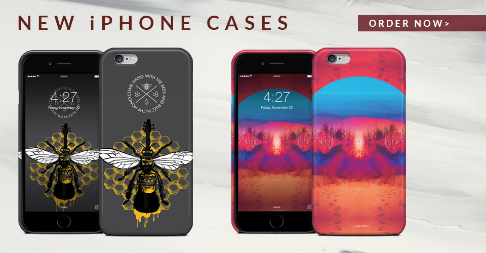 New Mike Gordon iPhone Cases