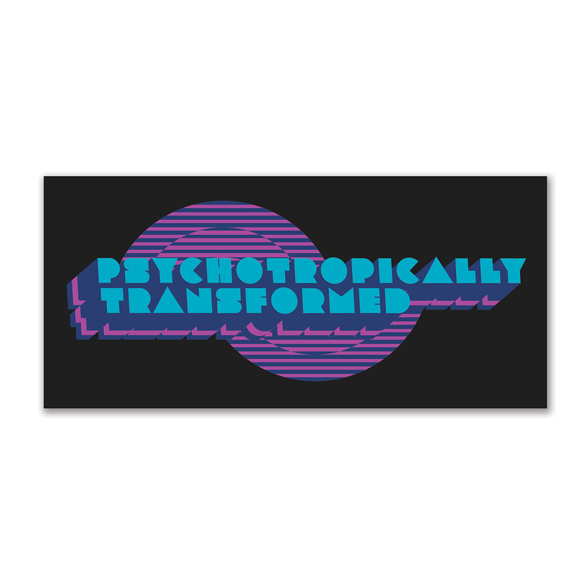Mike Gordon Psychotropically Transformed Sticker