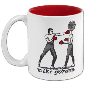 Mike Gordon Spar Coffee Mug