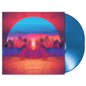 "Mike Gordon ""Overstep"" 2-LP Blue Vinyl"