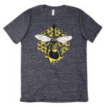 Yarmouth Road Bass Bee T-Shirt