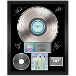 Backstreet Boys Platinum Albums | Backstreet Boys Black & Blue ...