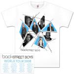 Geometric Backstreet Boys T-Shirt