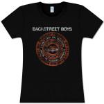 Backstreet Boys Bullseye Black Junior Babydoll