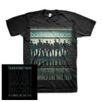Backstreet Boys 2014 Admat Film Tour T-Shirt