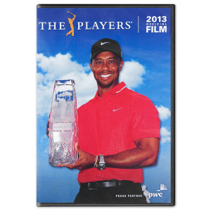 Tiger Woods 2013 Players Championship DVD