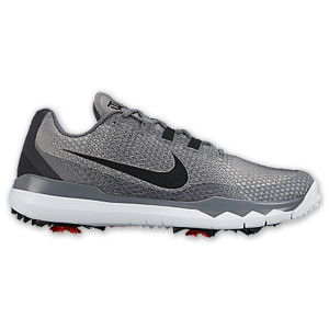Tiger Woods 2015 Nike Golf Shoes: Silver