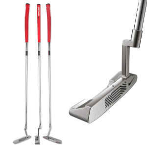 Tiger's NIKE Method 001 Putter (Right-Handed)