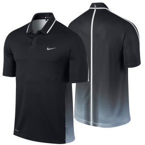 Tiger Woods 2015 Masters Friday Polo