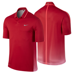 Tiger Woods 2015 Masters Sunday Polo
