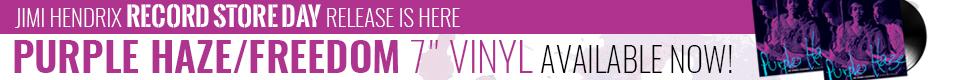 Purple Haze/Freedom LP Available Now!