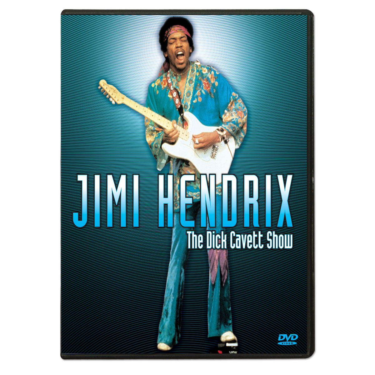 Jimi Hendrix: The Dick Cavett Show DVD (2011)
