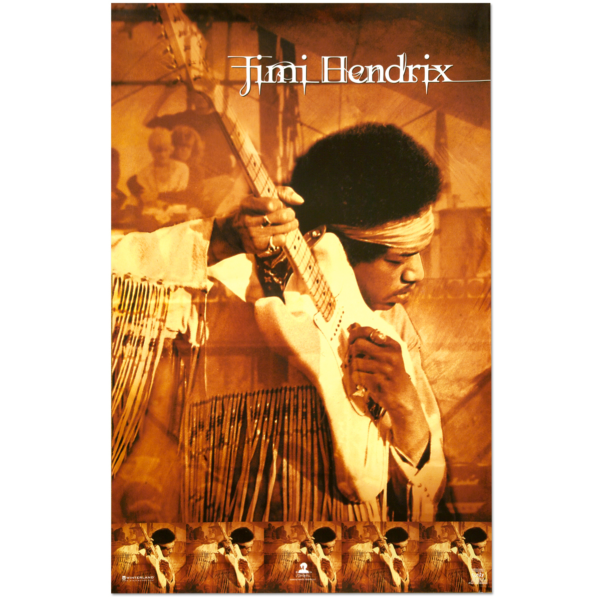 Authentic Hendrix The Official Jimi Hendrix Online Store