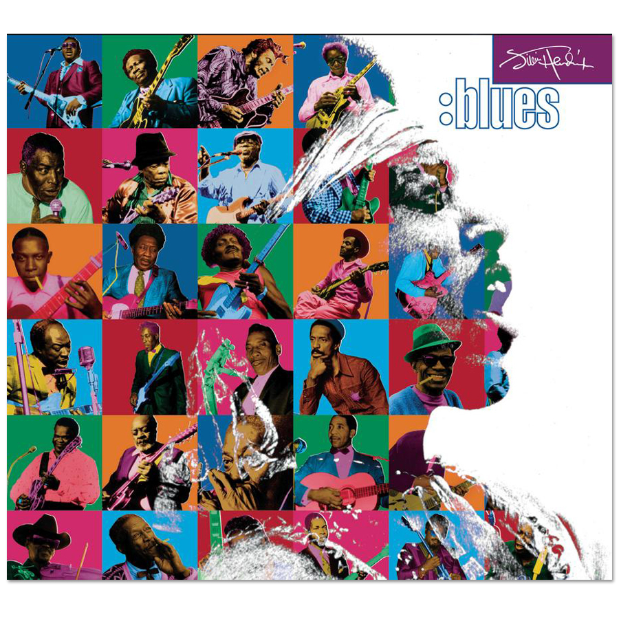 Jimi Hendrix: Blues Deluxe Edition CD/DVD (2010)