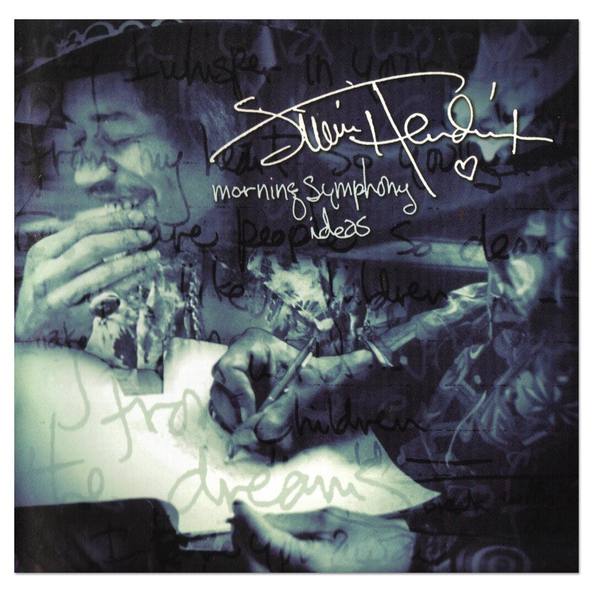 Jimi Hendrix: Morning Symphony Ideas CD