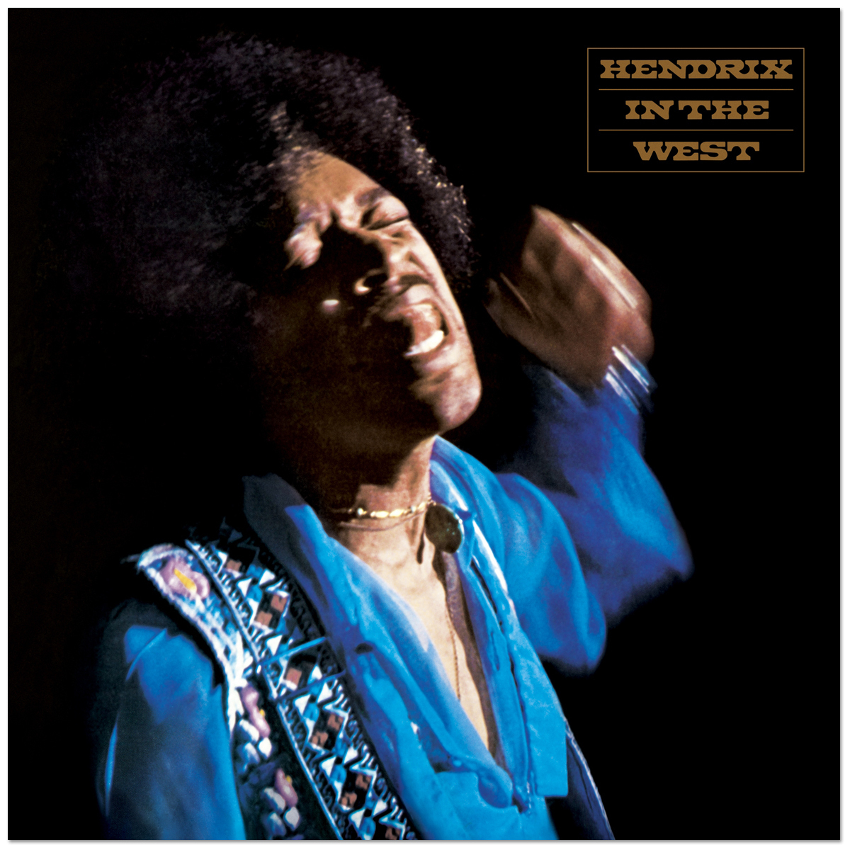 Jimi Hendrix: Hendrix in the West CD Digipak