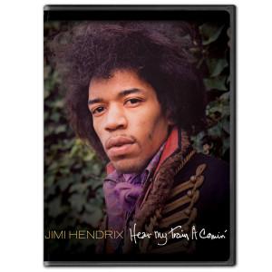 Jimi Hendrix: Hear My Train A Comin' DVD